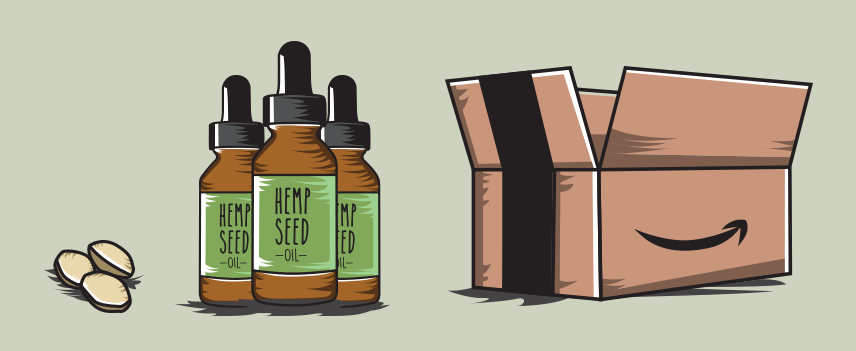 Why The CBD You Bought Off Amazon Is Not CBD